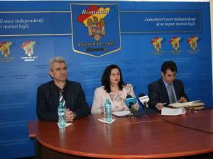 Adrian Bordea, Maria Andrieş şi Horaţius Dumbravă