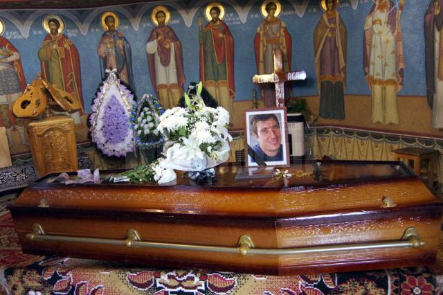 Corpul neînsufleţit al lui Leopold Aga a ajuns ieri dimineaţă în Suceava după o lună de la tragicul incident din America de Sud
