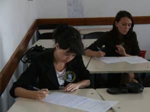 Rezultate mediocre la proba de matematică a simulării evaluării naţionale, la Suceava