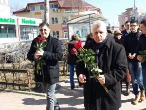 Flori pentru femei din partea PSD Suceava
