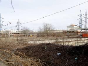 Parcarea şi bazinele de la Ambro vor fi demolate pentru a pregăti terenul unui nou centru comercial