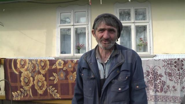 Teodor Bondor, bărbatul suspectat de omor