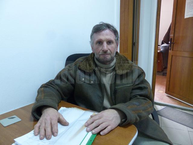 Vasile Cepoi, tizul care a primit executarea silită pentru amenzile edilului