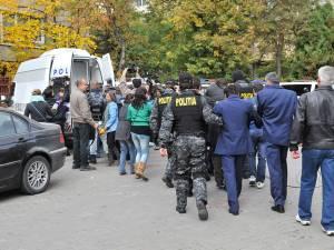 Dosarul de corupţie în rândul personalului de control CFR, instrumentat de Parchetul de pe lângă Tribunalul Braşov încă din 2012. Foto: Foto: Monitorul expres de Braşov