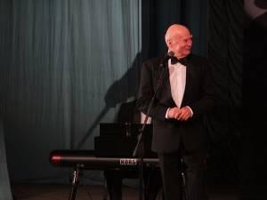 Maestrul Tudor Gheorghe va concerta miercuri, 18 martie, de la ora 19:00, pe scena Casei de Cultură a Sindicatelor Suceava