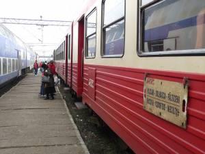 Trenurile Regiotrans Fălticeni-Dolhasca, suspendate începând de astăzi