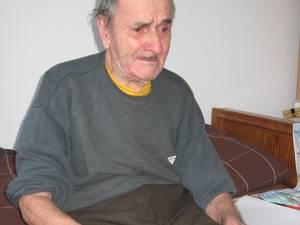 """Constantin Harasim: """"Am trăit o viaţă grea. Am chinuit mult şi tot ce am muncit a fost pentru căsuţa mea..."""""""