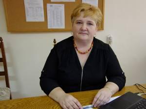 Directorul Şcolii Gimnaziale Nr.1 Suceava, prof. Gabriela Mihai