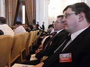 38 de social-democraţi suceveni au participat la Consiliul Naţional al PSD
