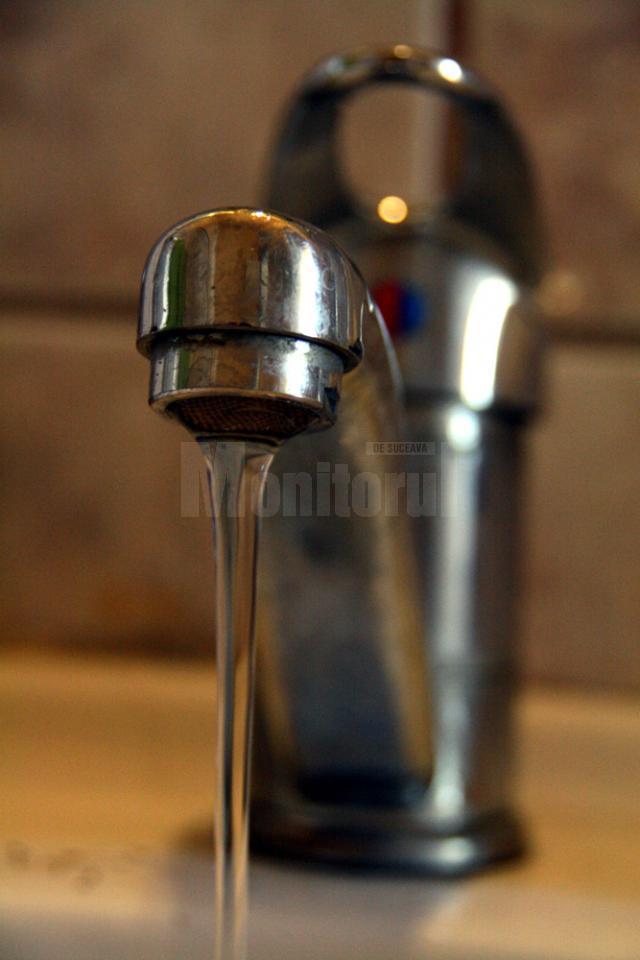 Întreruperi de apă, joi, în cartierul Iţcani