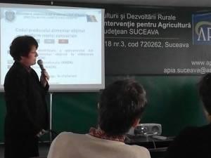 Seminar la Direcţia Agricolă Suceava