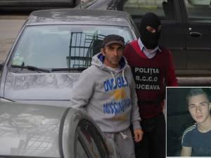 """Ion Nae, zis """"Modoran"""", este acuzat că şi-a făcut un cont pe Facebook, folosindu-se de fotografiile unui tânăr necunoscut (dreapta jos) şi de o identitate falsă"""