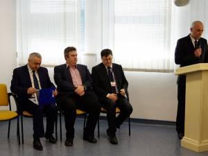 Managerul Vasile Rîmbu vorbeşte despre proiectul de colaborare cu Acibadem