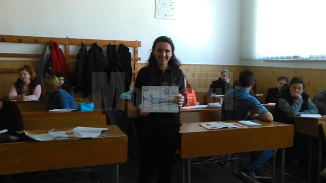 """Câştigătoarele concursului """"Jurnal de călătorie"""""""