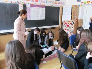 Cercul pedagogic al responsabililor parteneriatului şcoală – familie