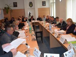 Consiliul Local Rădăuţi, dizolvat