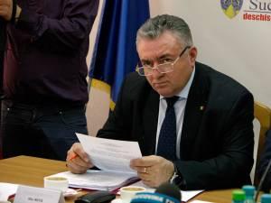 Vicepreşedintele Consiliului Judeţean Suceava Ilie Niţă