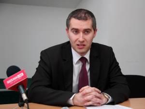 Directorul executiv al DGASPC Suceava, Dan Ionuț Adomniței