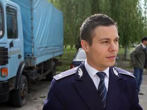"""Subcomisarul Ionuţ Epureanu: """"În ambele cauze s-a întocmit dosar penal sub aspectul comiterii infracţiunii de furt calificat"""""""