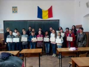 """Concursul de Matematică """"Nicanor Moroşan"""" Pârteştii de Jos"""