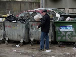 Numărul containerelor de gunoi din Suceava s-a dublat temporar, ca urmare a luptei dintre firmele de salubrizare
