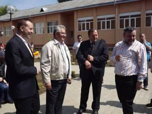 Parcul Copilului a fost inaugurat în urmă cu trei ani, în Burdujeni, fiind prima zona de agrement pentru locuitorii acestui cartier