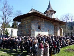 Hramul Voroneţului, o sărbătoare a Învierii