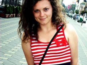 Oana Roşu, tânăra care a murit în cumplitul accident