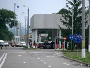 Traficul pietonal între România şi Ucraina prin PTF Siret nu mai este posibil începând de ieri