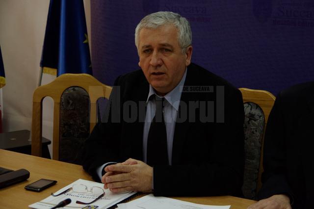 """Constantin Harasim: """"Aşteptăm un răspuns clar prin care să se precizeze exact ce trebuie făcut, în condiţiile legii"""""""