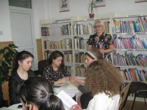 """""""Noapte albă de lectură"""", la Liceul Tehnologic Cajvana"""