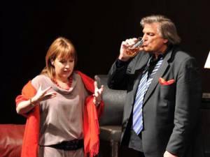Florin Piersic şi Medeea Marinescu revin pe scena suceveană