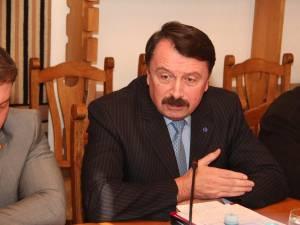 Liderul grupului PNL din Consiliul Judeţean Suceava, Vasile Ilie
