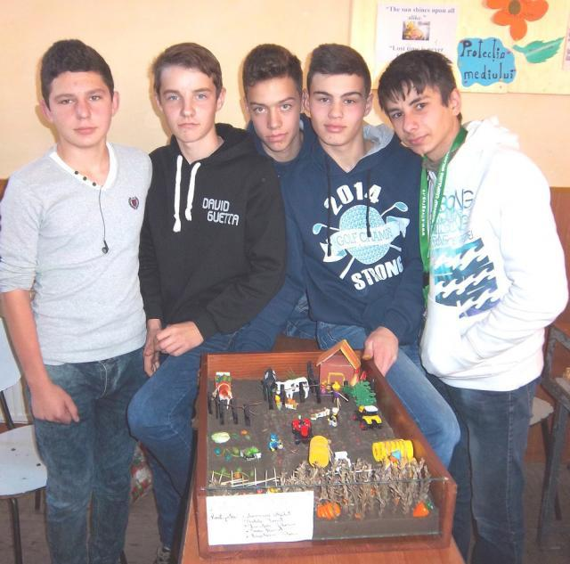"Programul Mondial Eco-Şcoala, la Colegiul Silvic ""Bucovina"""
