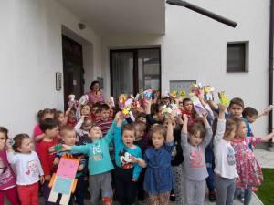 """Cadrele didactice de la Grădinița ,,Așchiuță"""" Suceava au organizat săptămâna de acțiune pentru educație"""