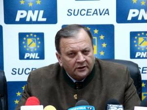 Preşedintele PNL Suceava, senatorul Gheorghe Flutur