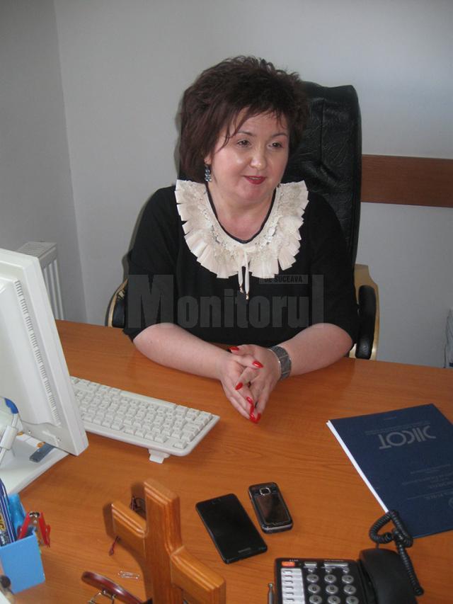 Cristina Lăcrămioara Jaba a fost numită oficial pe funcţia de procuror-şef al DIICOT Suceava şi va conduce această structură pentru următorii trei ani