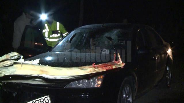 Tragicul accident de la Dolhasca, unde o femeie a murit din cauza hemoragiei masive, iar ambulanţa a venit de la peste 25 de kilometri