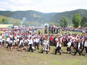 """Ediţia de anul acesta a """"Horei Bucovinei"""" va avea loc duminică, 17 mai a.c., în tabăra Bucşoaia din oraşul Frasin"""