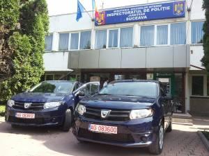 41 de astfel de autoturisme au ajuns zilele trecute la IPJ Suceava