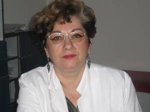 Secretarul general al Colegiului Judeţean al Medicilor Suceava, dr. Irina Badrajan