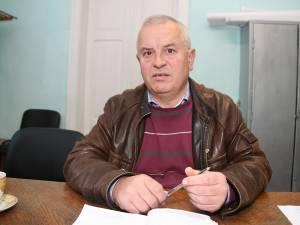 """Primarul comunei Stulpicani, Vasile Ostanschi: """"Prin lege s-a stabilit că terenurile se scot la licitaţie, iar noi nu am făcut decât să punem în aplicare legea"""""""