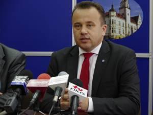 Ministrul delegat pentru Dialog Social, Liviu Pop
