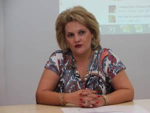 Cristina Teodorovici, inspector şcolar adjunct