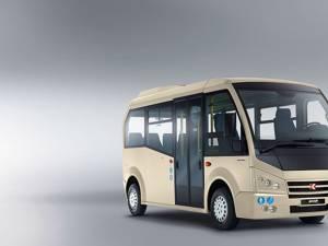 Microbuzul din oferta celor de la Anadolu Automobile