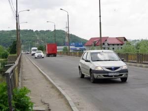 Reabilitarea podului de la Iţcani de peste apa Sucevei va bloca total traficul rutier toată luna iulie