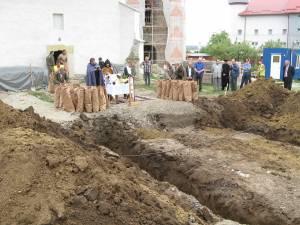 Osemintele dezgropate în cimitirul armenesc Sf. Simion au fost reînhumate