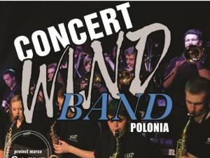 Concert cu Wind Band din Polonia, la USV