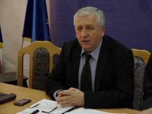 """Constantin Harasim: """"Dacă va ţine de mine să nominalizez eu juristul care va conduce Primăria Rădăuţi, în maxim două ore voi fi acolo împreună cu el, îl numim în funcţie şi va semna statele de plată"""""""
