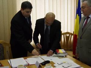 Liberalul Constantin Titianu a fost validat în funcţia de consilier judeţean